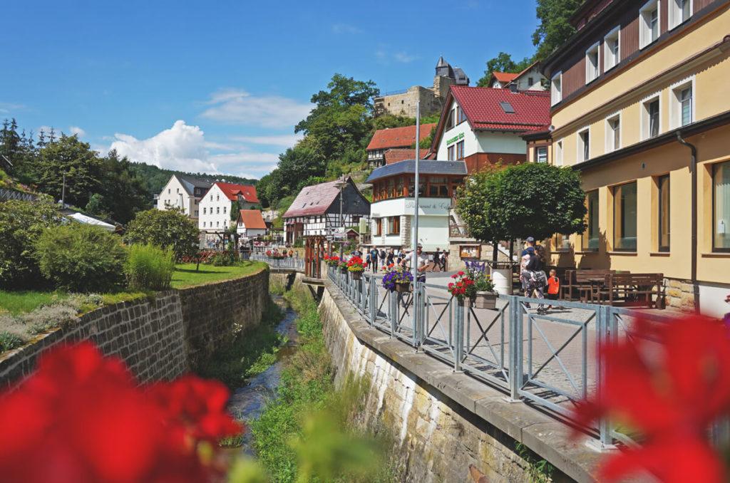 Sehenswürdigkeiten in der Sächsischen Schweiz Rathen