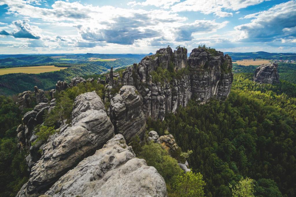 Saechsische-Schweiz-Schrammsteine-Aussicht