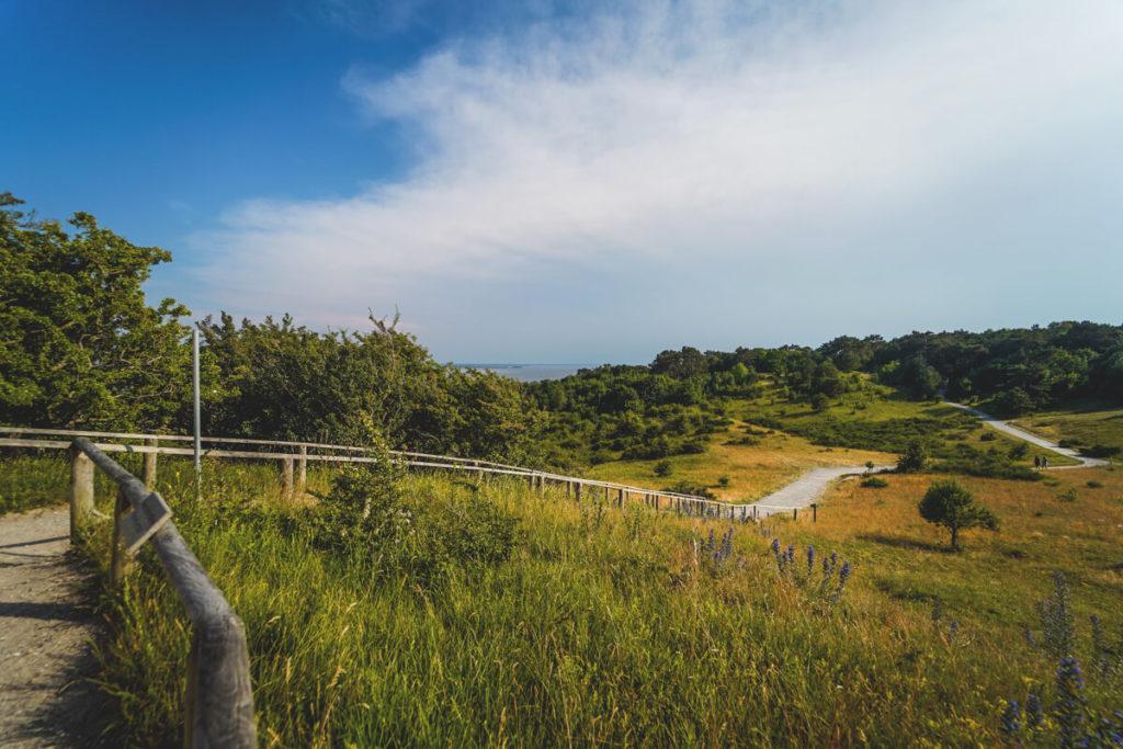 Weg-zum-Leuchtturm-Dornbusch-Insel-Hiddensee