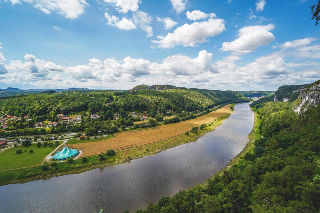 Bastei-Aussichtspunkte-Tiedgeaussicht-Elbe