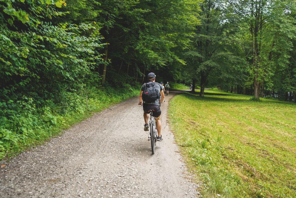 Biketour-Polen-Dunajec-Pieniny-Gebirge-1