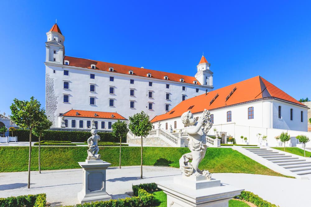 Bratislava-Sehenswuerdigkeiten-Burg-Hrad