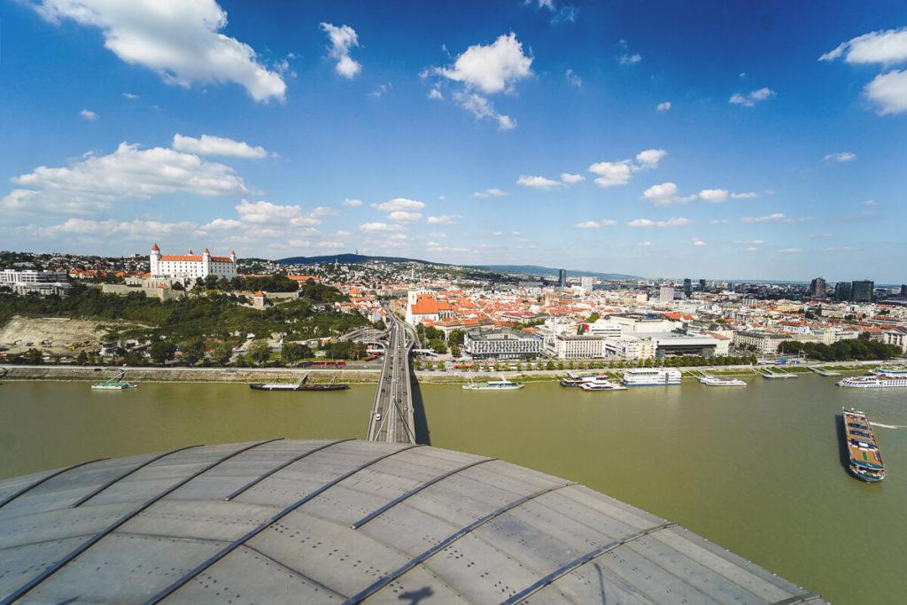 Bratislava-Sehenswuerdigkeiten-UFO-Aussichtsplattform