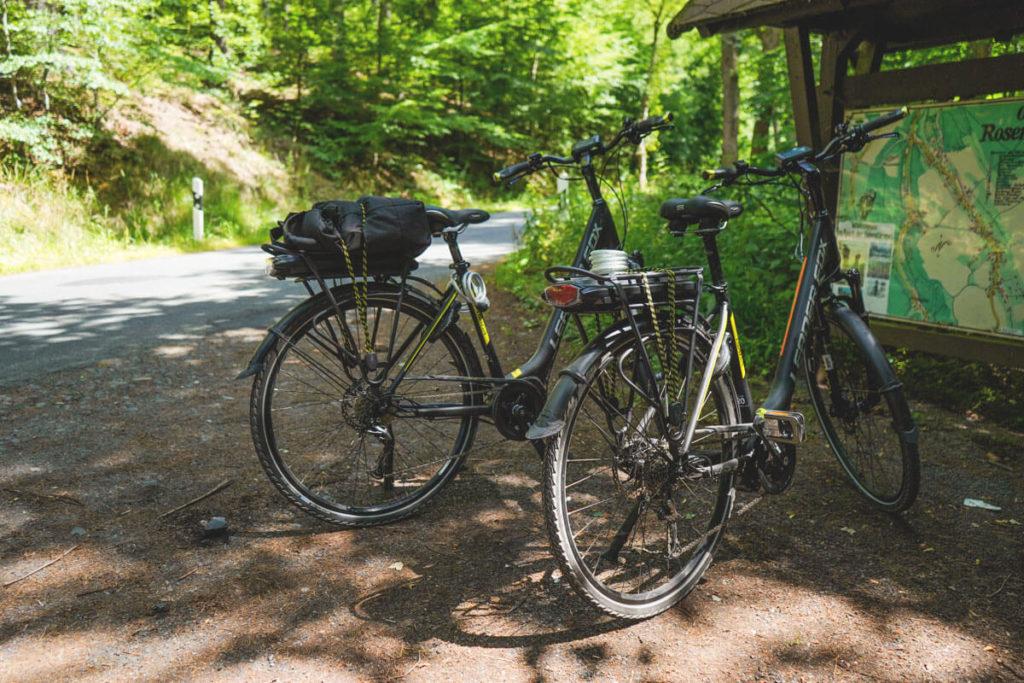 Fahrradtour-Pfaffenstein-Saechsische-Schweiz