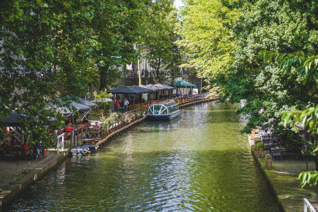 Grachten-Utrecht-Highlights-Niederlande