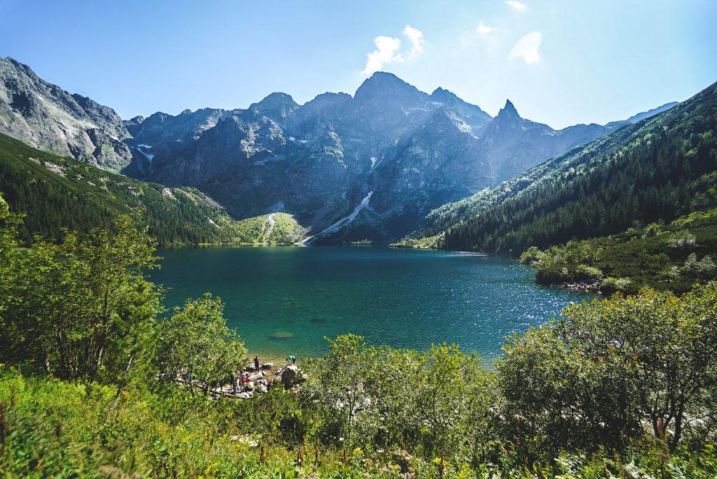 Hohe-Tatra-Polen-Morskie-Oko-Meerauge-Bergsee