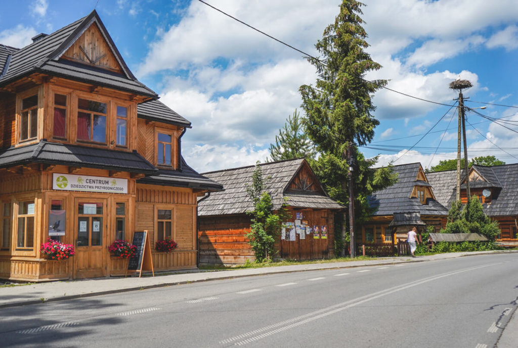 Hohe-Tatra-Polen-Sueden-Holzhaus-Chocholow-1