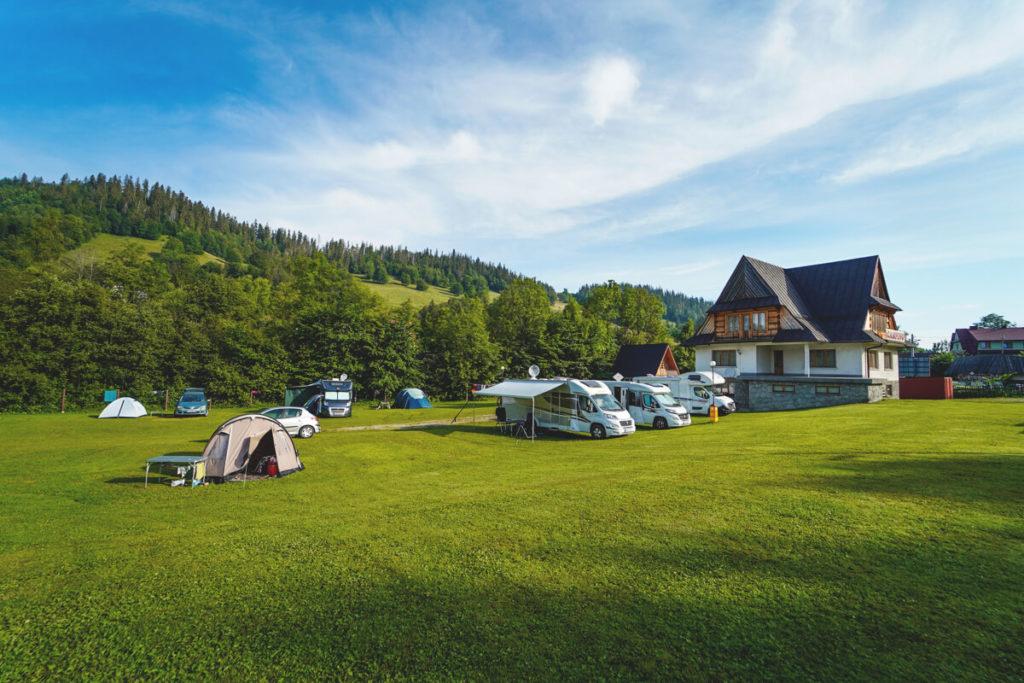 Hohe-Tatra-in-Polen-Camping-Ustup-Zakopane