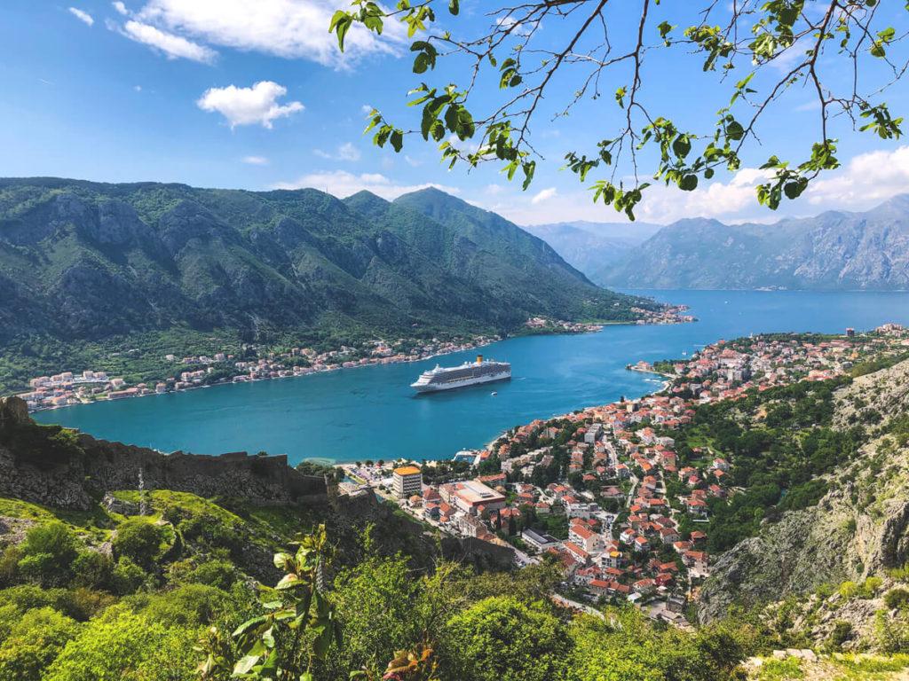 Sehenswürdigkeiten in Montenegro Bucht Kotor