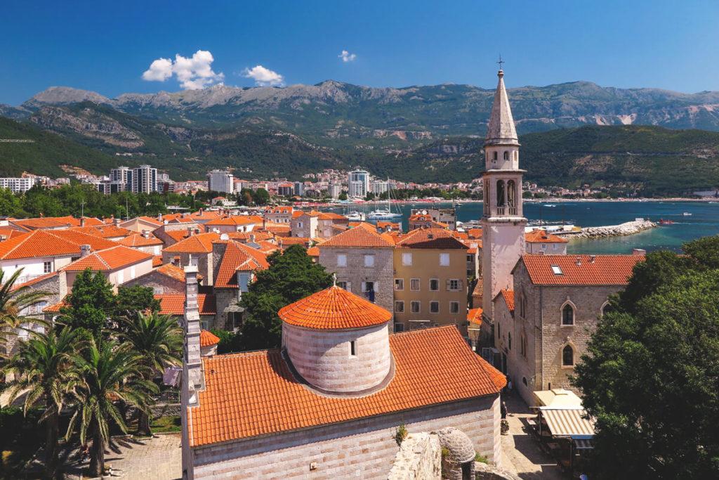 Sehenswürdigkeiten in Montenegro Budva