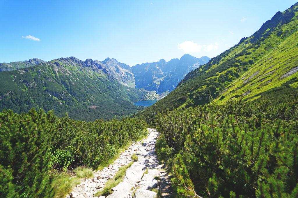 Morskie-Oko-Polen-Hohe-Tatra