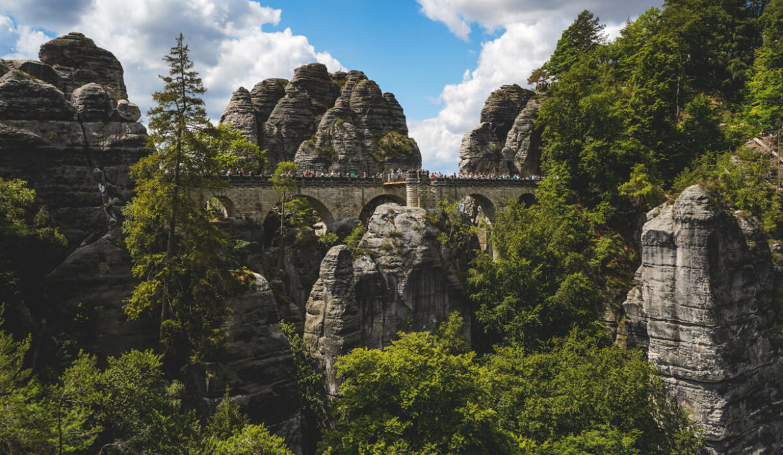Die Bastei in der Sächsischen Schweiz – Alle Highlights & Tipps