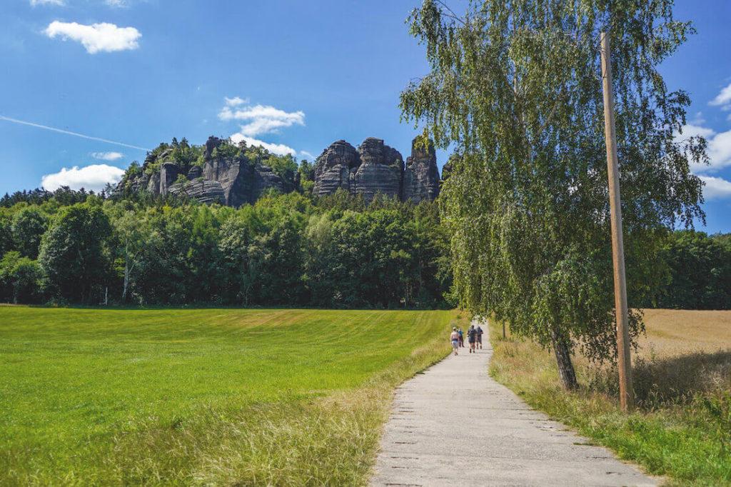 Saechsische-Schweiz-Pfaffenstein-Wanderung