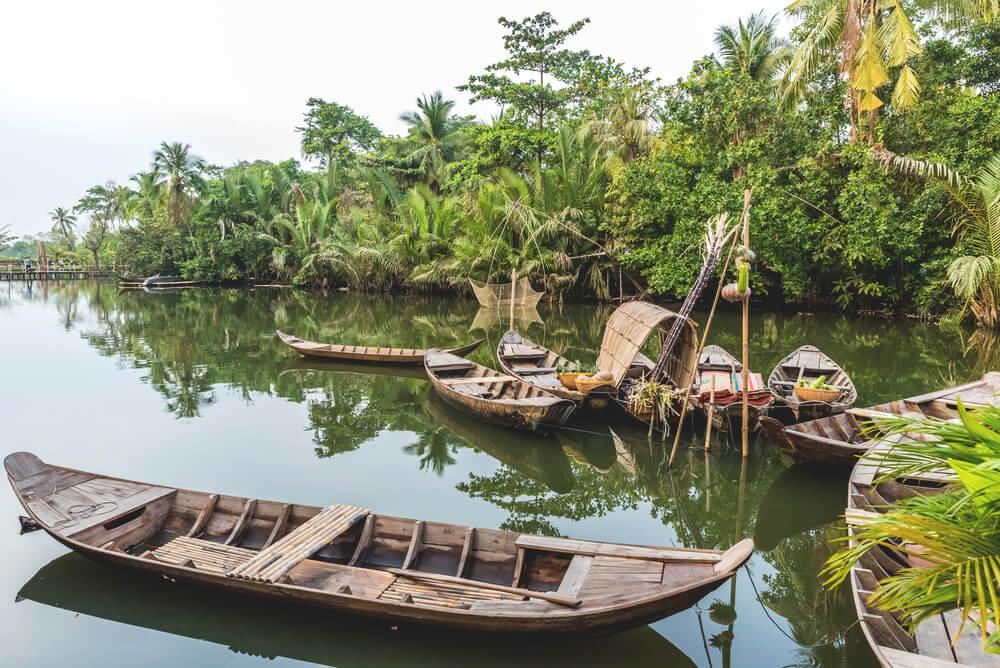 Vietnam-Sehenswuerdigkeiten-Mekong-Delta-Boote