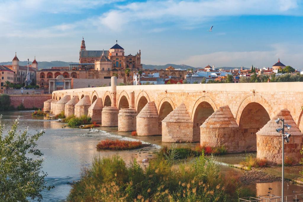 Andalusien Sehenswürdigkeiten Cordoba Moschee Mezquita