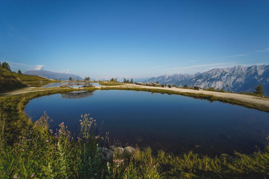 Innsbruck-Outdoor-Aktivitaeten-Mutterer-Alm-Panoramasee