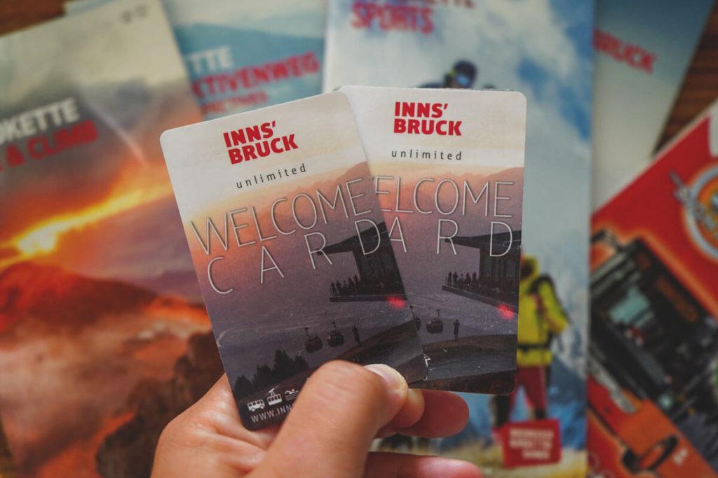 Innsbruck-Tipps-Welcome-Card-Gaestekarte