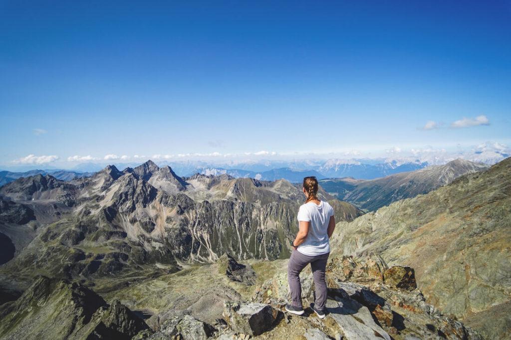 Sulzkogel-Oesterreich-Kuehtai-Stubaier-Alpen-Wanderung