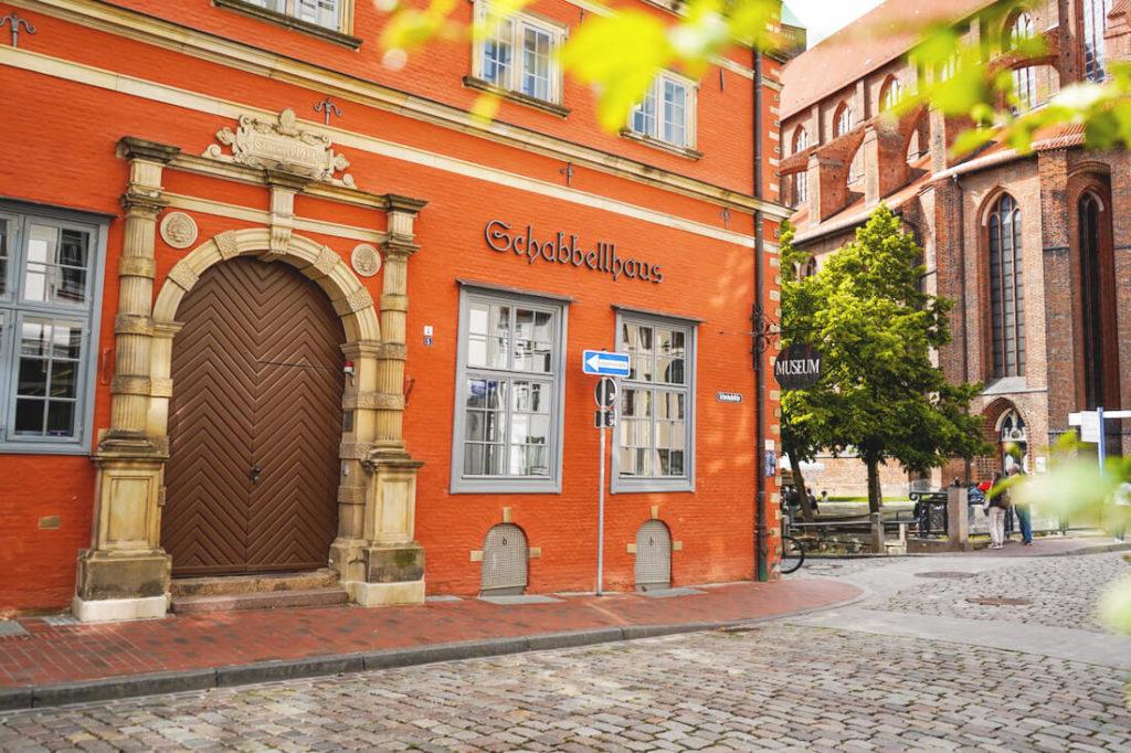 Wismar Sehenswürdigkeiten Schabbellhaus Museum