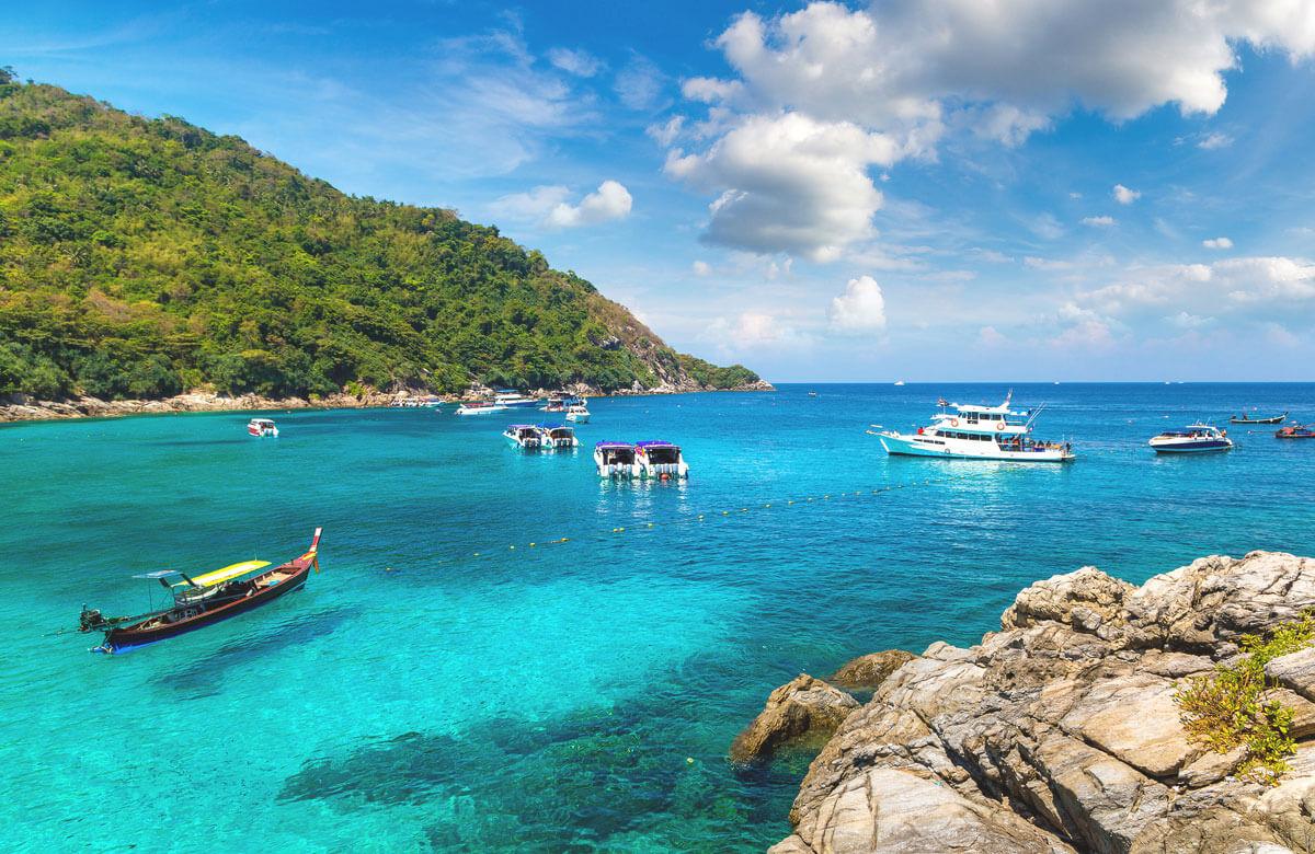 Ausfluege-Phuket-Koh-Racha-Strand