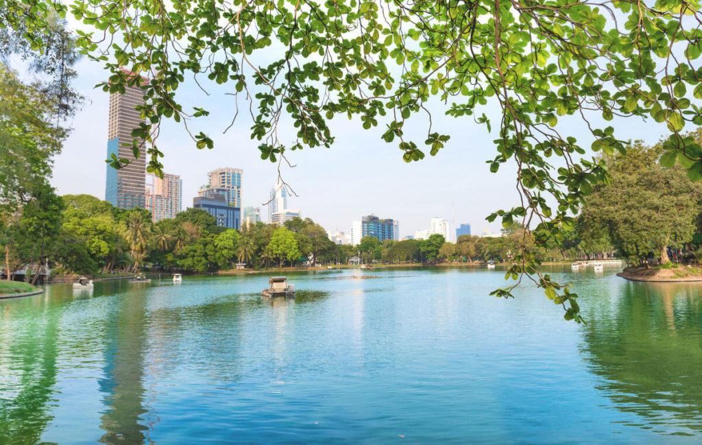 Bangkok-Highlights-Lumphini-Park-See