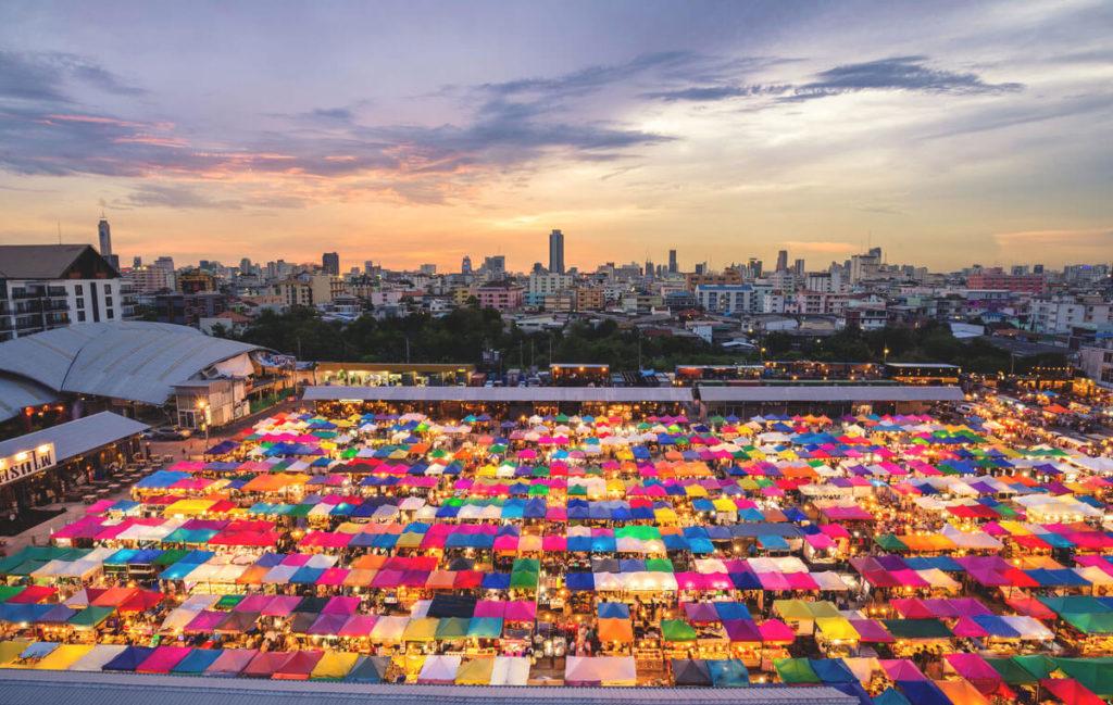 Bangkok-Sehenswuerdigkeiten-Chatuchak-Market