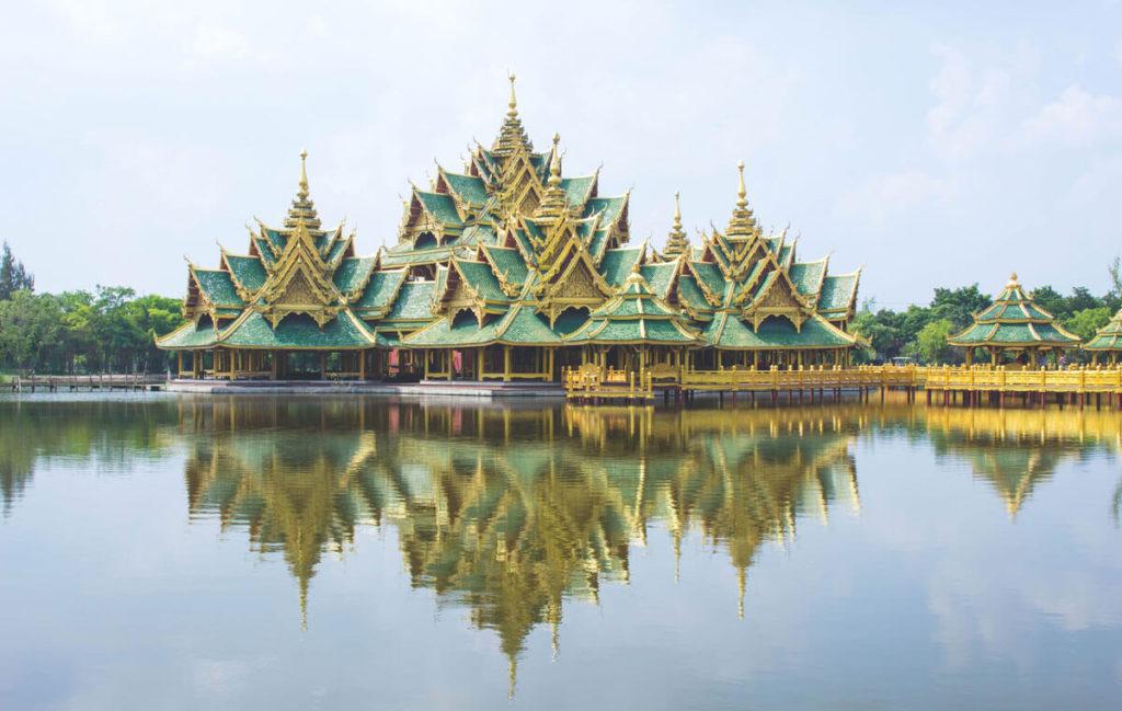 Bangkok-Sehenswuerdigkeiten-Muangboran-Ancient-Siam-City