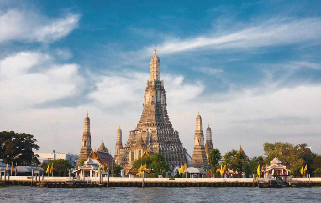 Bangkok-Sehenswuerdigkeiten-Thailand-Wat-Arun