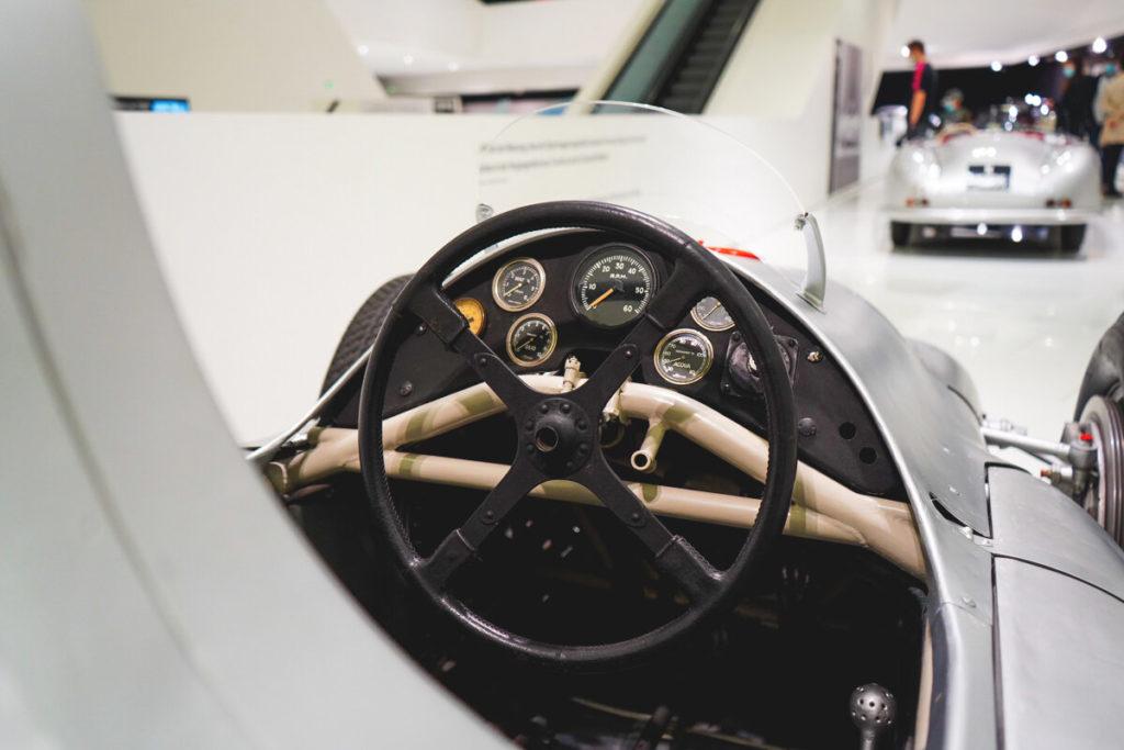 Porsche-Museum-Stuttgart-Rennwagen