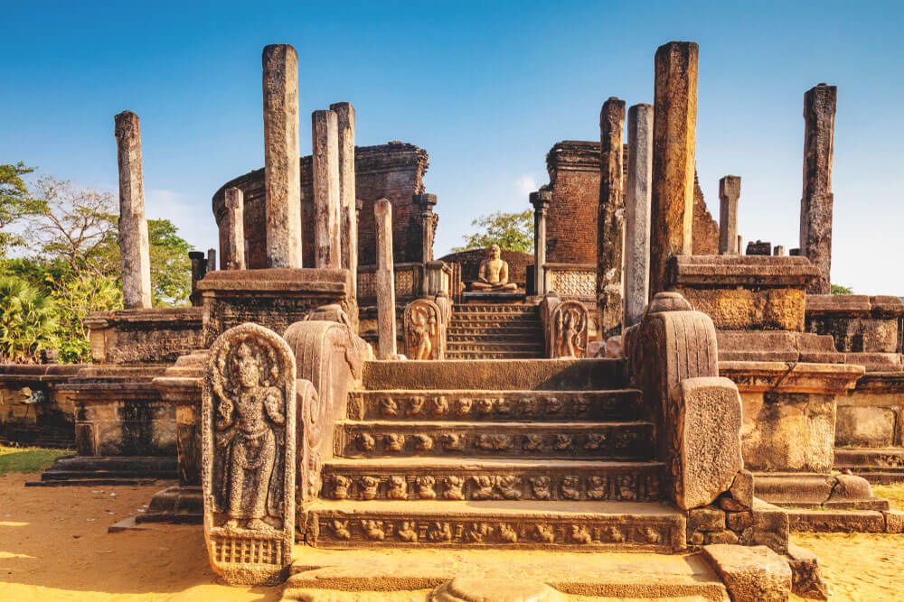 Sri-Lanka-Highlights-Ruinen-Polonnaruwa