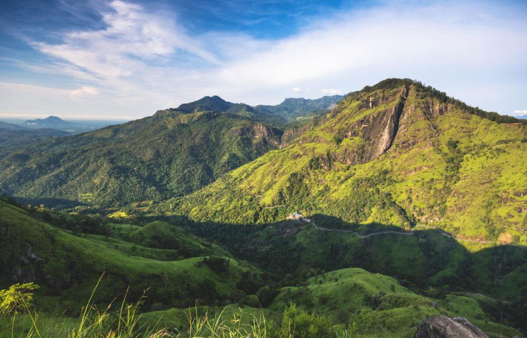 Sri-Lanka-Sehenswuerdigkeiten-Little-Adams-Peak-Berg