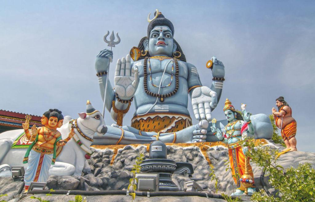 Sri-Lanka-Sehenswuerdigkeiten-Trincomalee-Koneswaram-Tempel
