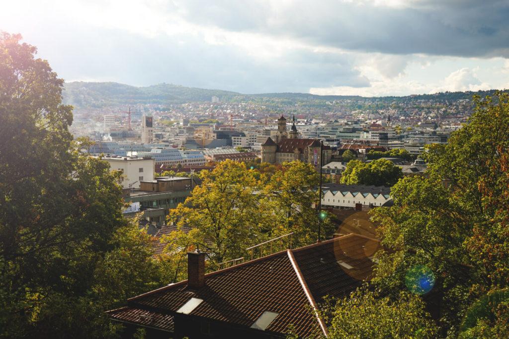 Stuttgart-Wochenende-Eugensplatz-Aussichtspunkt