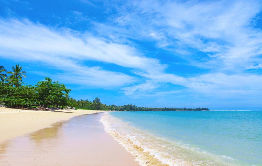 Khao Lak Sehenswürdigkeiten Strand