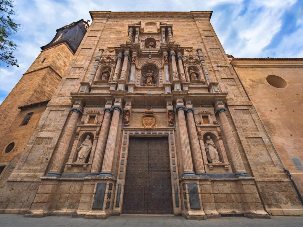 Valencia-Spanien-El-Carmen-Stadtviertel