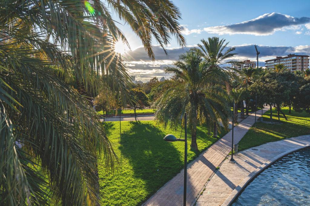 Valencia.Highlight-Jardin-del-Turia-Park