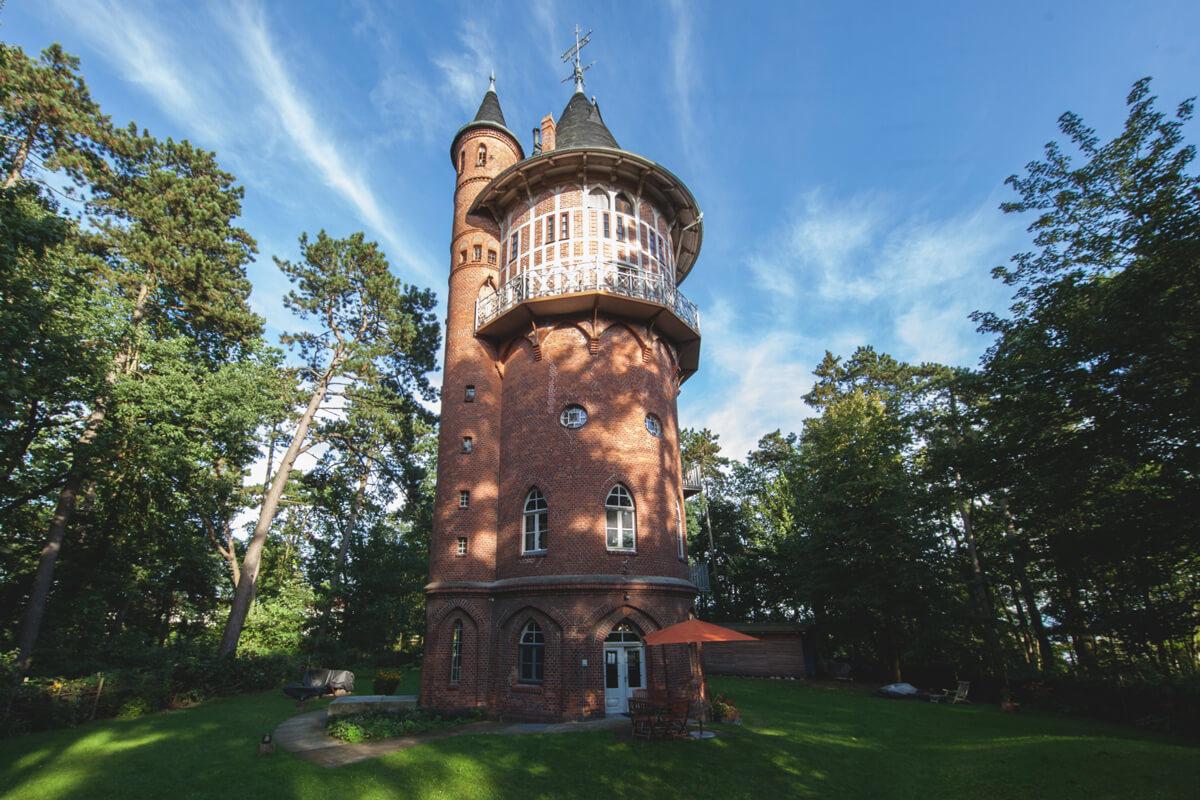Wasserturm-Waren-Unterkunft-Ferienwohnung-Mecklenburg-Vorpommern-1
