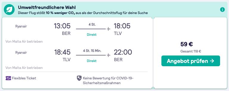 Flug-Israel-Tel-Aviv-mit-Ryanair
