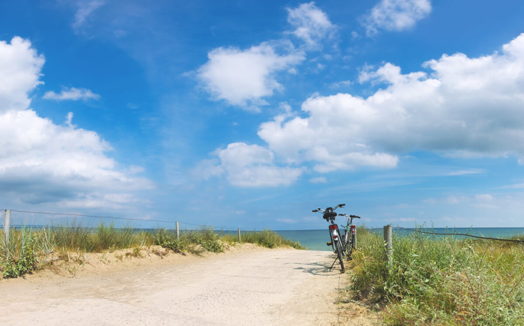 Fahrradfahren-INsel-Ruegen-Ostsee-Mobilitaet