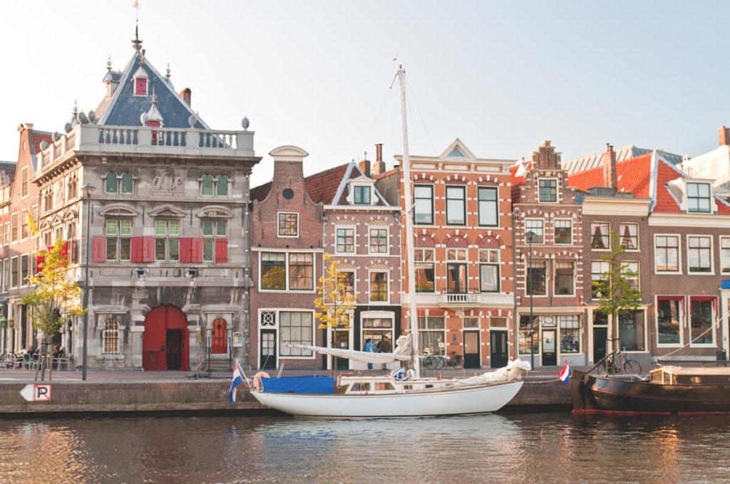 Haarlem Niederlande Tipps Altstadt