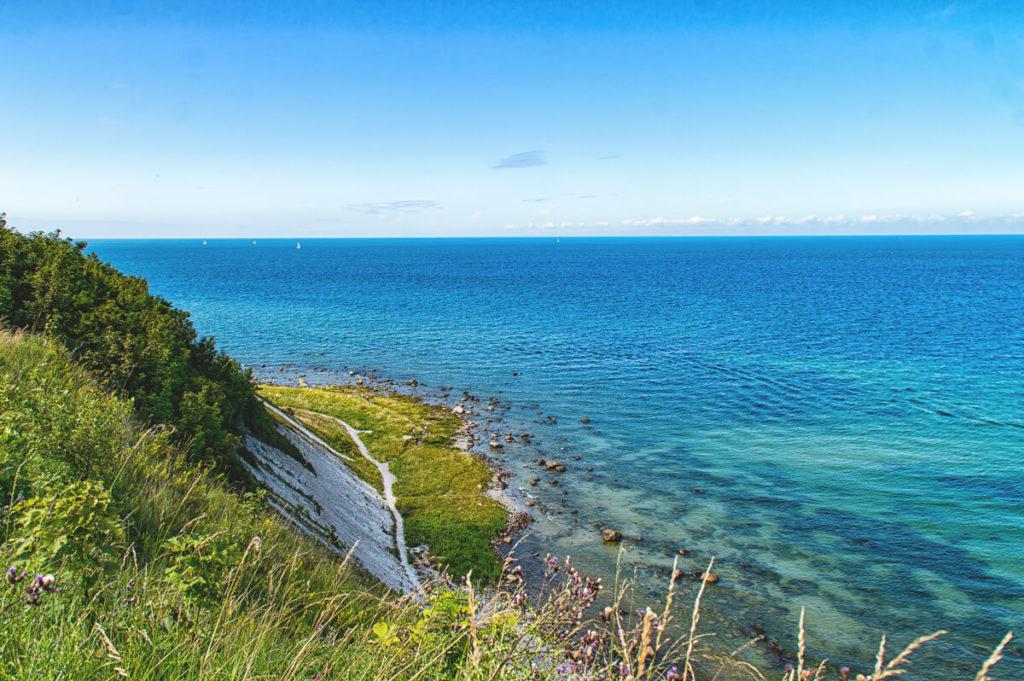 Insel Rügen Sehenswürdigkeiten Kap Arkona Steilküste Meer
