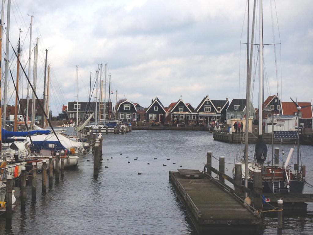Nordholland-Tipps-Marken-Hafen
