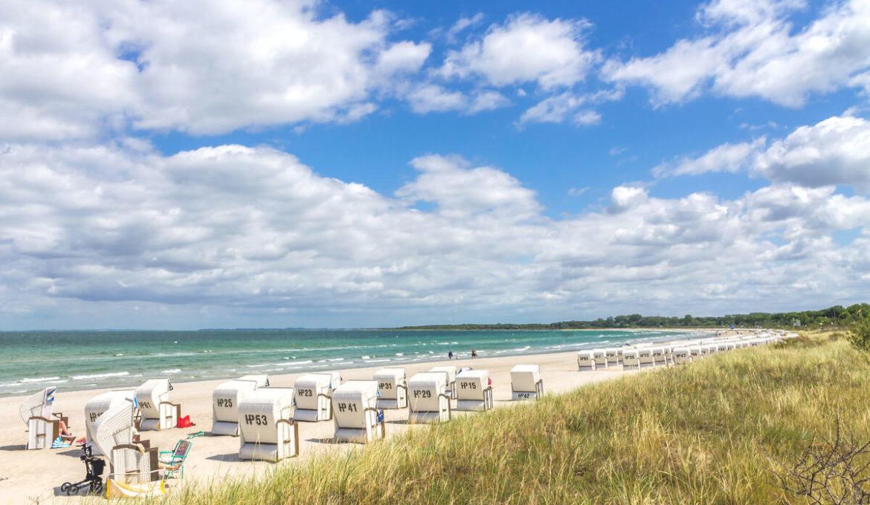 Die 10 schönsten Strände in Mecklenburg Vorpommern an der Ostsee