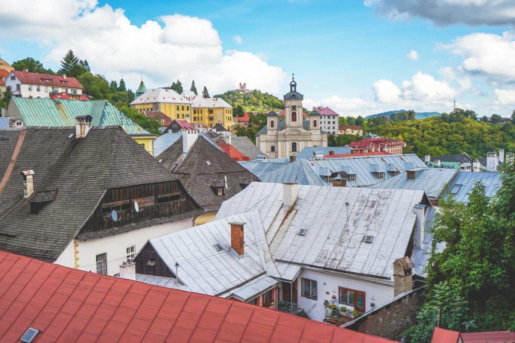 Banska-Stiavnica-Aussichtspunkt