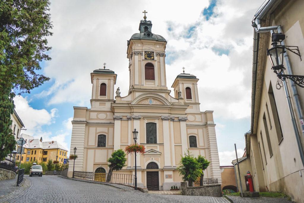 Banska-Stiavnica-Schemnitz-Kirche