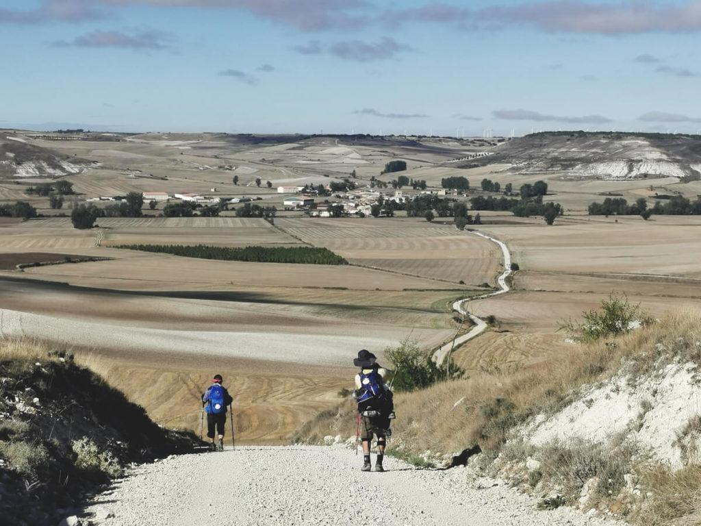 Jakobsweg-Camino-Frances-Wanderung-1