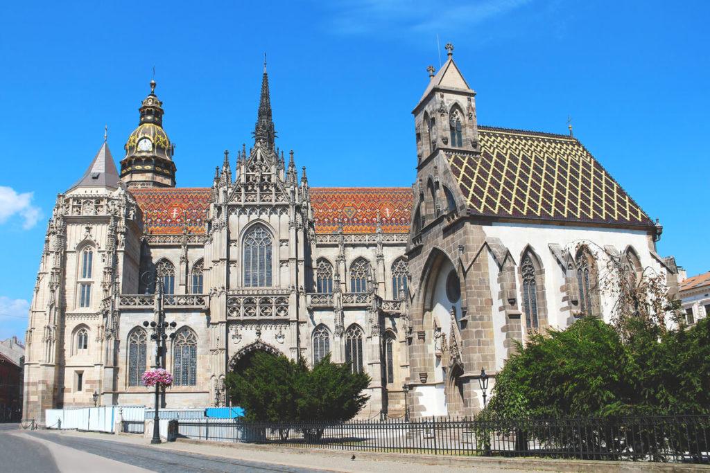 Kosice Sehenswürdigkeiten - Dom Heilige Elisabeth