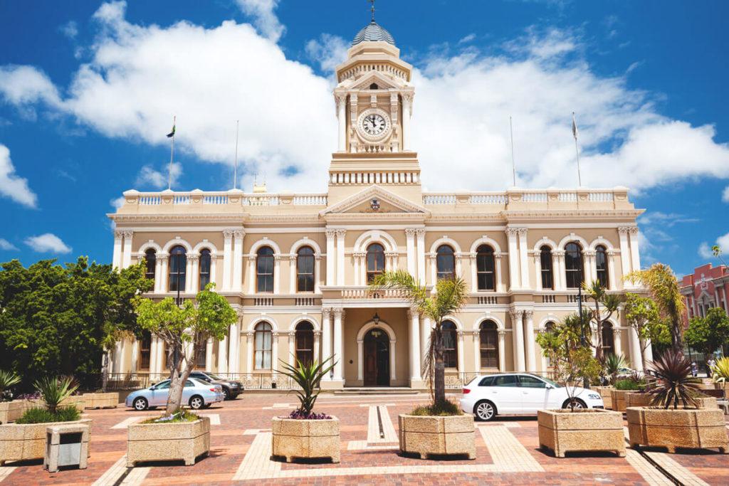 Port-Elizabeth-Cityhall-Rathaus