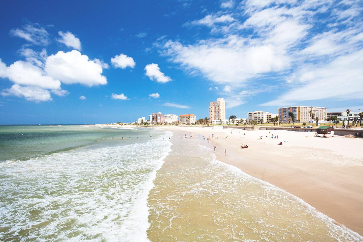 Port-Elizabeth-Highlights-Strand-Ozean