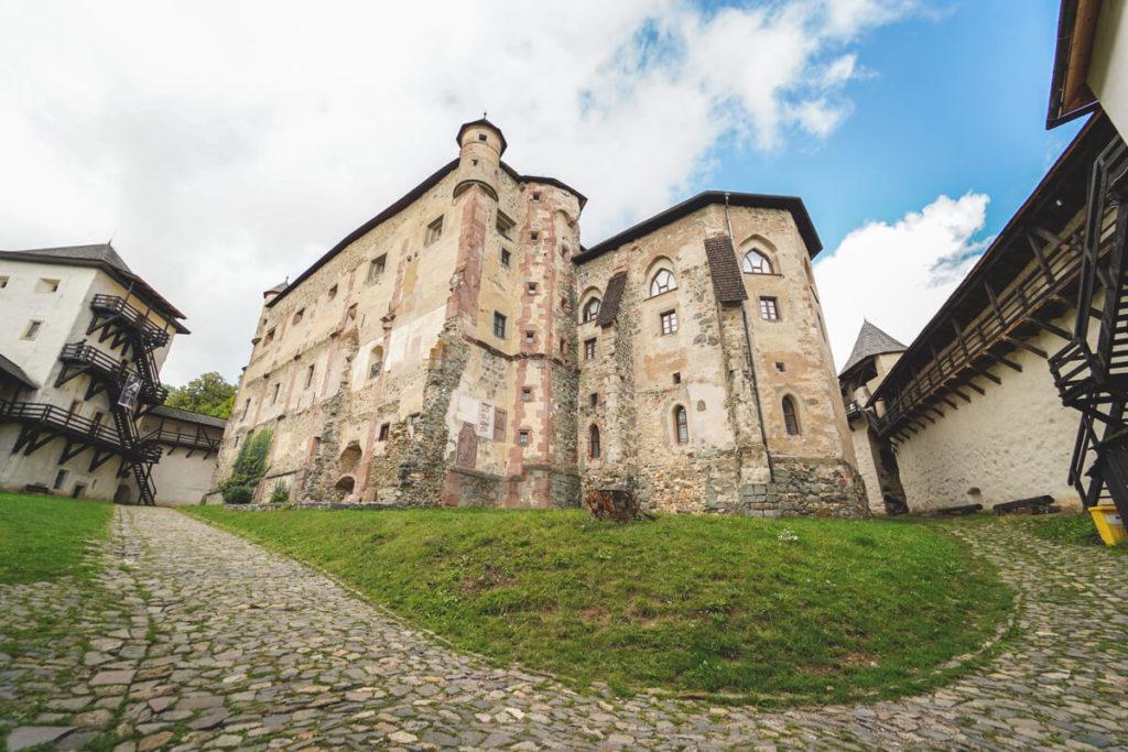 Schemnitz-Banska-Stiavnica-Altes-Schloss-Festung